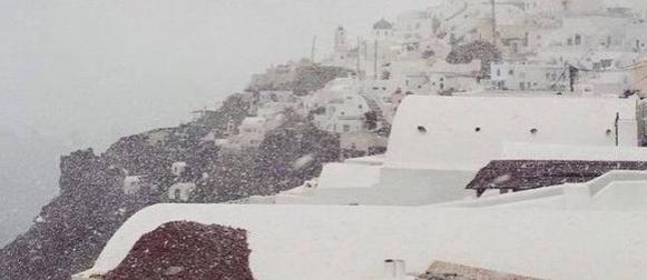 Snijeg u Grčkoj, na Kreti, u Turskoj…