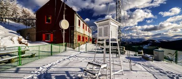 Meteorološka 2014. godina na Zavižanu:  Rekordno topla godina, rekordna količina oborine