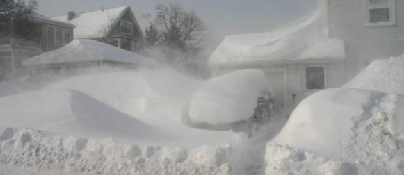 Teksas i Louisianu pogodila snježna oluja