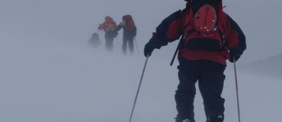 Na vrhovima Dinare nanosi snijega dosežu 5 metara! (FOTO)