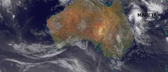 Australija: Dvostruka tropska prijetnja