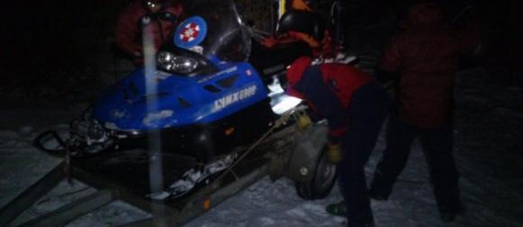 HGSS:  Spašavatelji Stanice Rijeka spustili domare na sigurno