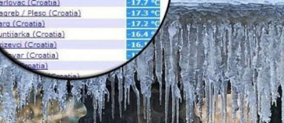 Vremeplov: Ledeni početak ožujka prije dvanaest godina,  Rekordni ožujski snjegovi