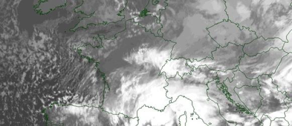 Meteolarm:  Izdana upozorenja najvišeg stupnja za dijelove Hrvatske, Slovenije, Austrije i Italije