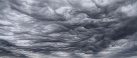 """Spektakularni """"undulatus asperatus"""" oblaci najavili ciklonu Rea (FOTO)"""