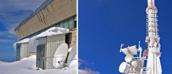 Pogledajte kako izgleda vrh Biokova ispod nekoliko metara snijega