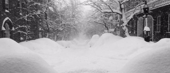 Boston: Rekordna količina snijega  u zimskoj sezoni