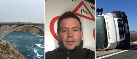 Njemački meteorolog koji je snimio dramatičan video posljednje bure: Bura je među najjačim vjetrovima svijeta!
