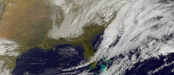 Eksplodirao američki meteorološki satelit