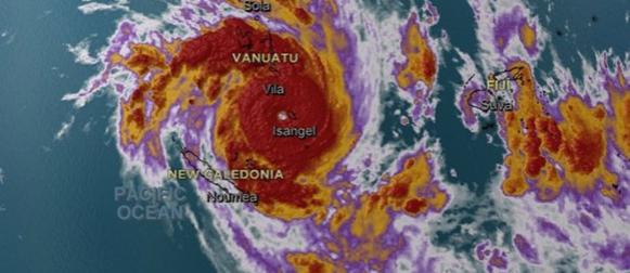 Vanuatu: 24 osobe poginule u ciklonu Pam