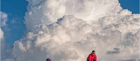 Crometeo Photo Contest: Pobjednik Sandro Puncet i snježne radosti sa Cresa