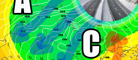 Ciklona Viktorija vraća zimu u dio zemlje: Donosimo sve detalje nadolazeće promjene vremena!