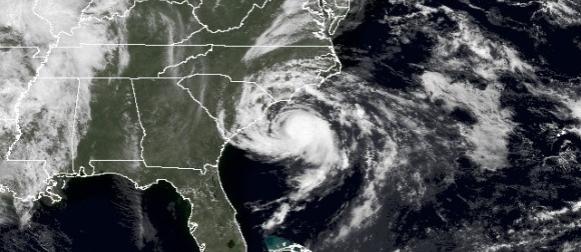 Ana: Prva tropska oluja na Atlantiku u 2015. godini