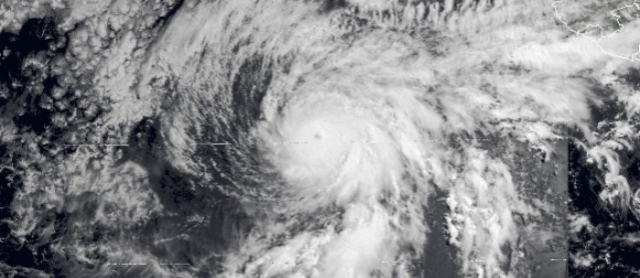 Andres: Prvi uragan sezone na sjeveroistoku Pacifika