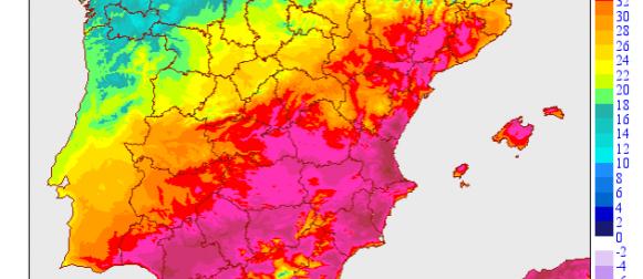Novi svibanjski temperaturni rekord u Europi: U Španjolskoj izmjereno  42.9°C