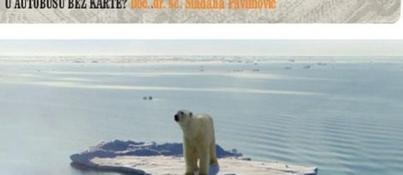Osamdeset posto građana zabrinuto zbog klimatskih promjena
