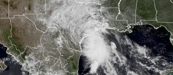 Tropska oluja Bill pogodila Teksas