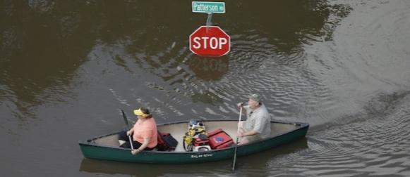 Teksas, Oklahoma: Od ekstremne suše do rekordno  kišovitog mjeseca