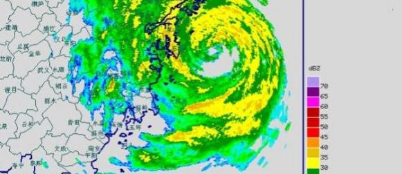 Tajfun Chan-hom pogodio istok Kine; Tajfun Nangka se približava Japanu