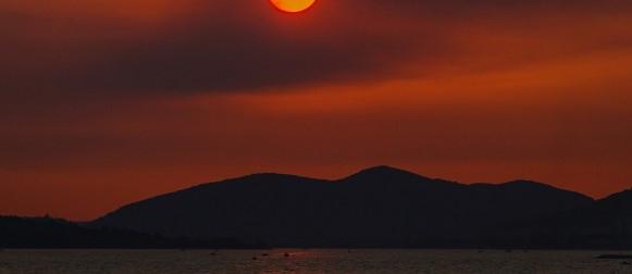 Novi apsolutni temperaturni rekordi: Zavižan, Senj, Zadar-aerodrom Rab; Novi srpanjski rekordi: Mali Lošinj, Zadar