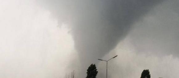 Tornado kod Venecije (8. srpnja 2015.) je bio kategorije F4