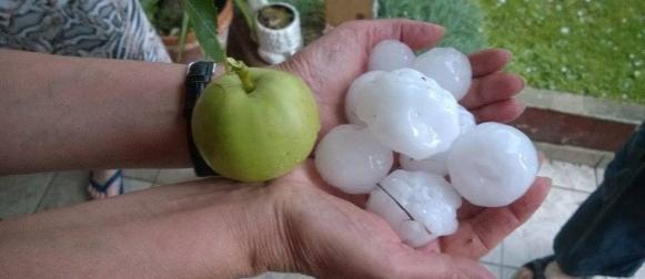 Oluja poharala Međimurje (FOTO)