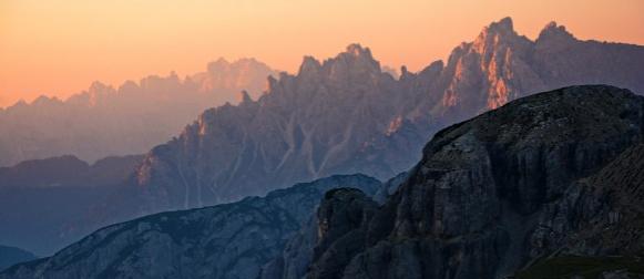 Raj za planinare – talijanski Dolomiti