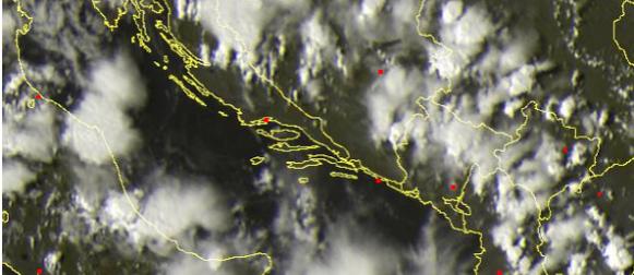 Stiže ciklona: Vrućine i nevremena obilježili subotu