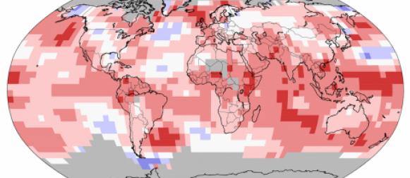 Globalno zagrijavanje ubrzalo: 2015. i 2016. godina vjerojatno najtoplije od početka mjerenja