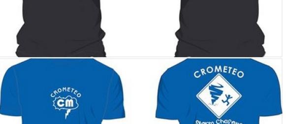 Naručite nove Crometeo majice: Više boja i više motiva!