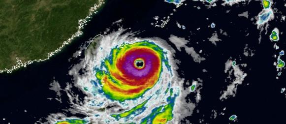 Snažan tajfun Dujuan prijeti Tajvanu