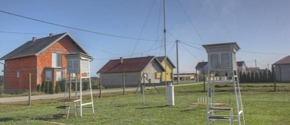 Knin, Gradište:  Rujanski temperaturni rekord; U Zenici 40.9°C