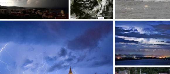 Ciklona Helga donijela jesen Hrvatskoj: Obilne oborine u Dalmaciji, na Zavižanu samo 4°C (FOTO)