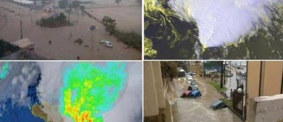 Olujno nevrijeme na jugu Italije (FOTO, VIDEO)