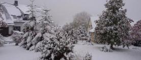 Snijeg zabijelio istočnu i dijelove srednje Europe