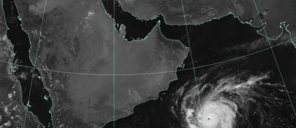 Chapala:  Drugi najjači tropski ciklon nad Arapskim morem