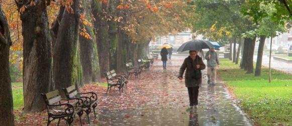 Ciklona  Marko donijela još jedan kišni val