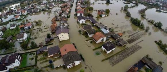 Poplave na karlovačkom području