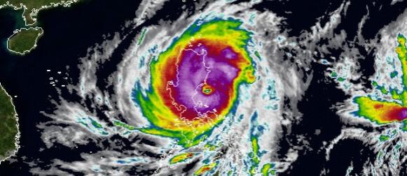 Supertajfun Koppu pogodio Filipine: Očekuju se katastrofalne poplave
