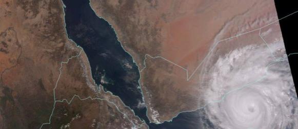 Tropski ciklon Chapala pogodio Jemen