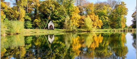 Boje jeseni: Sunčani početak studenog