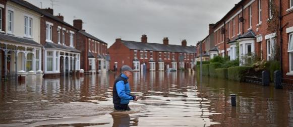 Rekordna dnevna  količina  kiše u Velikoj Britaniji