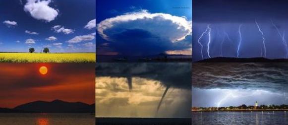 Prisjetimo se meteorološke 2015. u Hrvatskoj kroz 100 fascinantnih fotografija