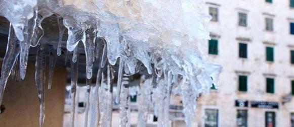 Stisla zima:  Na Biokovu -17°C