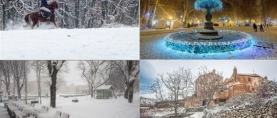 Snježna idila (FOTO)