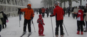 Prije 5 godina pogodila nas je zimska oluja stoljeća – Gabor (FOTO, VIDEO)