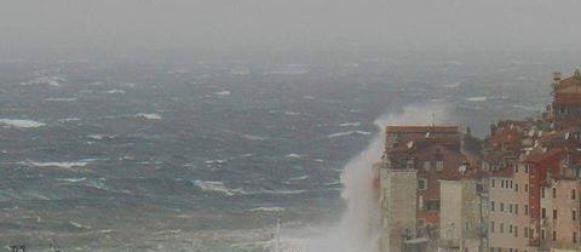 Rovinjani pozvani da prijave štete od olujnog nevremena