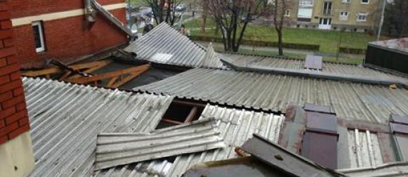 Ciklona nad Hrvatskom: Ima i materijalne štete