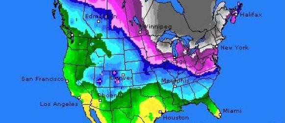 Sjeveroistok SAD-a:  Najhladniji dan u zadnjih nekoliko desetljeća