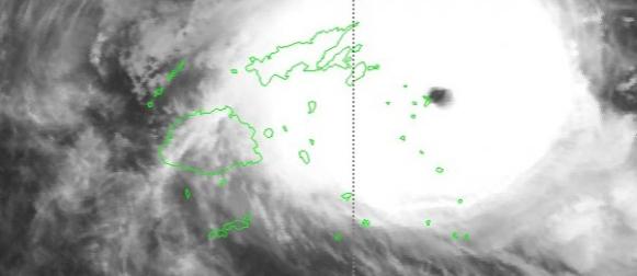 Winston: Tropski ciklon pete kategorije udara na Fiji